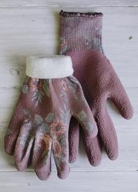 В подарок садоводу - женские теплые перчатки для сада и огорода Classic Cherry GardenGirl от Consta Garden фото