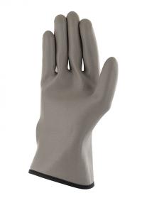 Садовые перчатки водонепроницаемые нитриловые Garden AJS-Blackfox фото