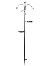 Птичья столовая с кронштейнами для подвесных кормушек FB405 Esschert Design фото