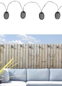Гирлянда уличная на солнечной батарее для дачи и сада Try me Smart Garden фото