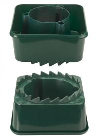 Пластиковые кашпо для выращивания овощей - набор 3 шт. Tomato Gro-Box Smart Garden