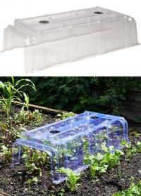 Пластиковый колпак-туннель для грядок Clear Cloche Smart Garden фото