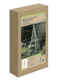 Деревянный садовый обелиск для вьющихся растений 2 метра Sage от Smart Garden фото