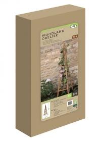 Деревянный садовый обелиск для вьющихся растений 1,5 м. от Smart Garden (Великобритания) фото