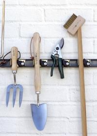 Фиксатор настенный стандартный для садовых инструментов Burgon & Ball фото