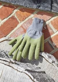 Перчатки с латексом для садово-огородных работ Multi-Task Lime Briers