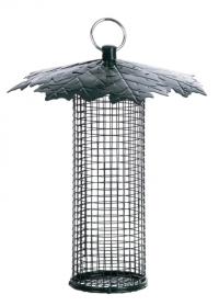 Кормушка для птиц под орехи Дубовые листья для дачи и сада FB483 Esschert Design фото