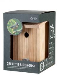 Декоративный скворечник для птиц в подарочной коробке NK94 Esschert Design картинка