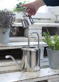 Лейка металлическая для комнатных растений 1,5 л Esschert Design
