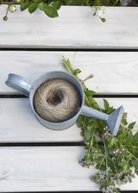 Веревка джутовая для сада и огорода OZ58 Esschert Design фото.jpg