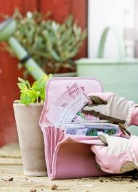Кошелек для пакетиков с семенами GardenGirl