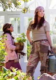 Садовая мода - брюки женские рабочие GardenGirl Classic Collection GGM02 картинка