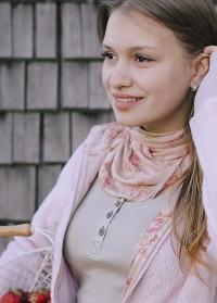 Шейный платочек GardenGirl Classic фото.jpg