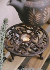 Подставка под чайник со свечой CB27 Esschert Design фото
