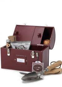 Кейс металлический для садовых инструментов Burgon & Ball картинка.jpg