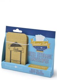 Крафт пакетики для семян Essential Tools Burgon & Ball фото