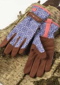 Перчатки для работы в саду Artisan Burgon and Ball фото 2.jpg