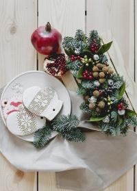 Авторский новогодний подарочный набор Lace&Grace