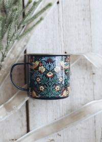Подарок дачнику и садоводу Strawberry Thief by William Morris Briers