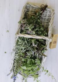 Корзина садовая для цветов и трав MW45 Esschert Design фото