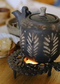Подставка со свечой для подогрева заварочного чайника Esschert Design CB28 фото