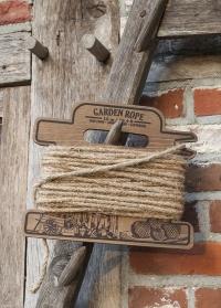 Веревка джутовая на деревянной катушке Esschert Design
