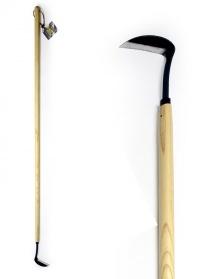 Мотыга-плоскорез с длинной ручкой Burgon & Ball