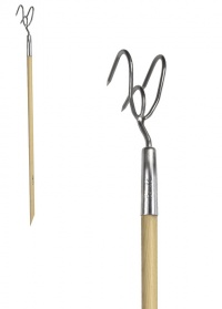Культиватор трехзубцовый на длинной ручке Burgon & Ball