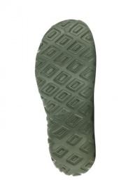 Легкие и водонепроницаемые туфли из эва для дачи и сада DERBY Khaki AJS-Blackfox фото