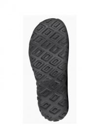 Туфли женские из эва для дачи и сада DERBY Black AJS-Blackfox фото