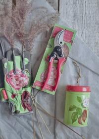 Веревка садовая в контейнере Rosa Chinensis Collection Burgon & Ball
