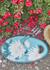 Подложка под колени Chrysanthemum Collection Burgon & Ball