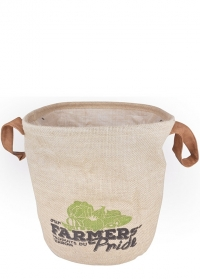 Кашпо для растений из джута Farmer's Pride Esschert Design FP20 фото
