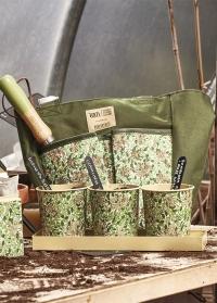 Набор металлических кашпо Honeysuckle William Morris Briers фото.jpg