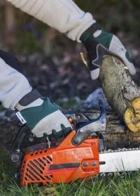 Перчатки мужские защитные утепленые Strong AJS-Blackfox