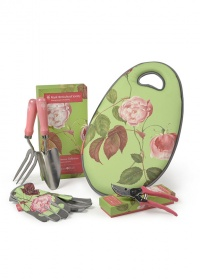 Перчатки садовые Rosa Chinensis Collection Burgon & Ball