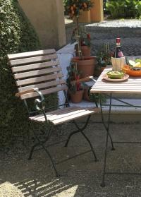 Стул садовый складной Esschert Design