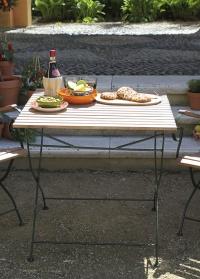 Стол садовый складной Esschert Design