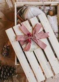 Подарочный короб деревянный Consta Garden картинка