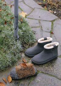 Щетка для обуви уличная для дачи Ежик NVV9 от Esschert Design фото