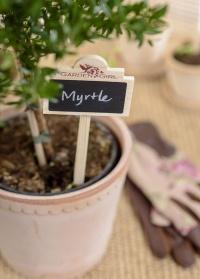 Маркеры-таблички для растений GardenGirl Classic Collection