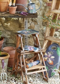 Коллекция садового инвентаря и аксессуаров Passiflora Collection от Burgon & Ball фото