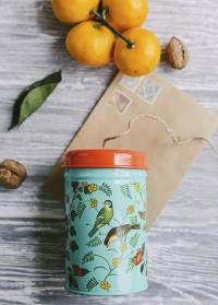 Шпагат джутовый для букетов в декоративном контйнере Flora & Fauna Burgon and Ball фото.jpg
