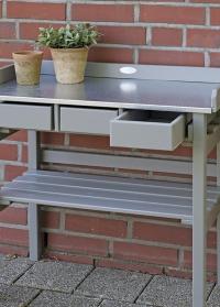 Стол для рассады CF29G Esschert Design фото.jpg