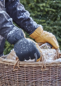 Перчатки садовые мужские утепленные Briers