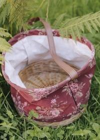 Корзина для сбора грибов от шведского бренда GardenGirl фото