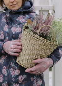 Женские теплые перчатки для сада огорода Classic Cherry Collection GardenGirl TWG22 фото