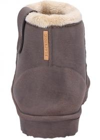 Ботинки угги зимние резиновые Ankle Boot Cheyenne французского бренда AJS-Blackfox фото