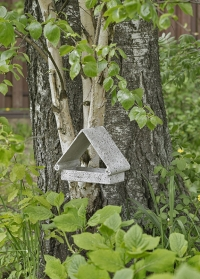 Подвесная кормушка для птиц Домик FB410 Esschert Design фото