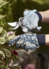 Перчатки для работы с растениями - набор 3 шт. Flower Girl by Julie Dodsworth  Briers